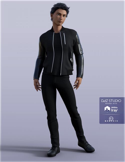 H&C Casual B for Genesis 3 Male(s)