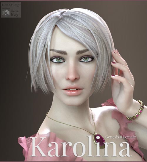 MYKT Karolina for Genesis 8 Female