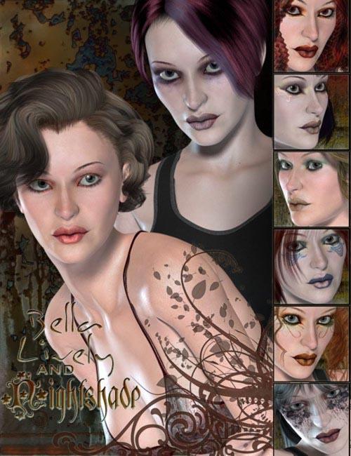 Bella Lively & Nightshade