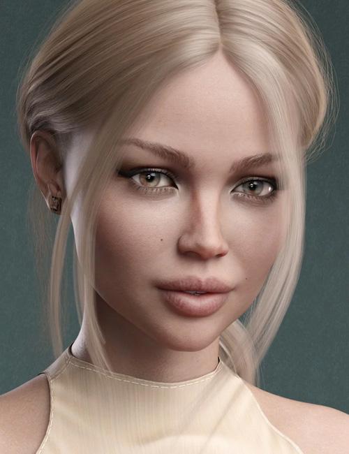 Norina HD for Genesis 8 Female