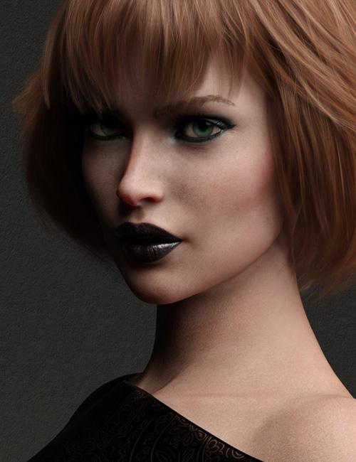 Rowena HD for Genesis 8 Female