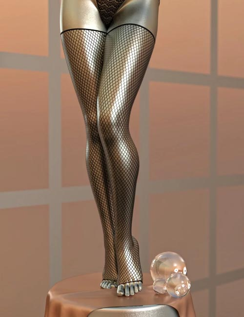Stockings and Socks Fashion for Genesis 8 Female