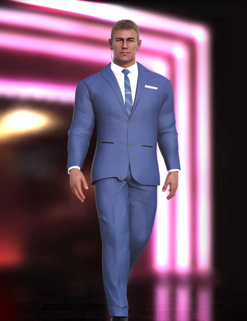 Bouncer Outfit Textures