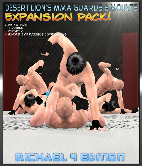 MMA Mounts & Guards Expansion Pack - M4 Edition