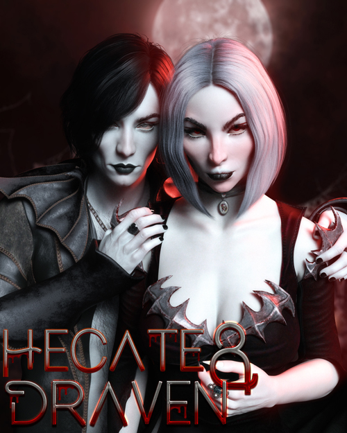 Draven and Hecate Bundle G8M/G8F