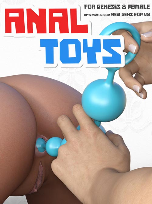 Anal Toys For Genesis 8 Female