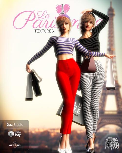 La Parisienne Textures for GF8