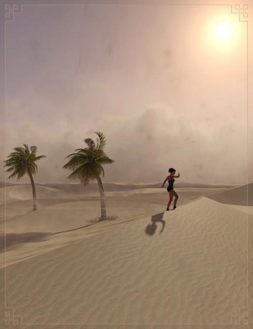 Easy Environments Sandstorm