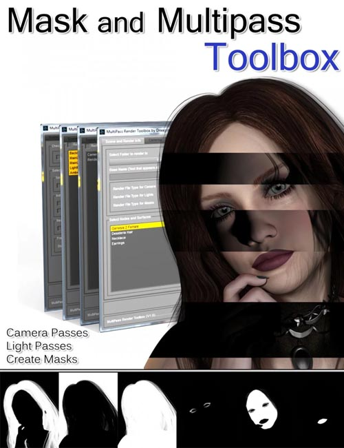 Mask and Multipass Toolbox