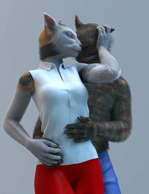 OsoDreamer's FelineFolk Bundle