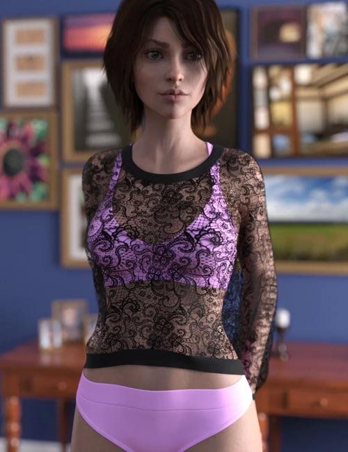 Iray Lace Shaders 2