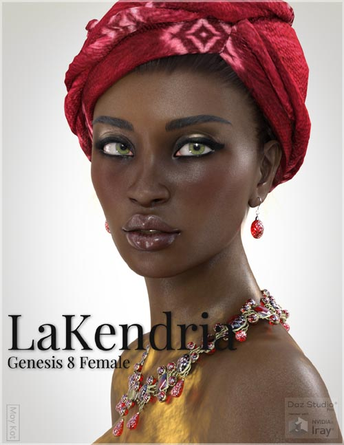 MYKT LaKendria for Genesis 8 Female