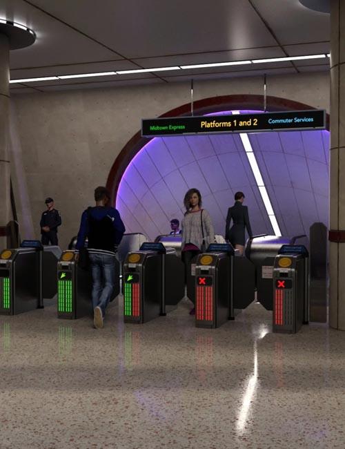 Modular Transit Terminus