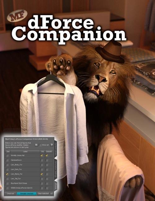 dForce Companion