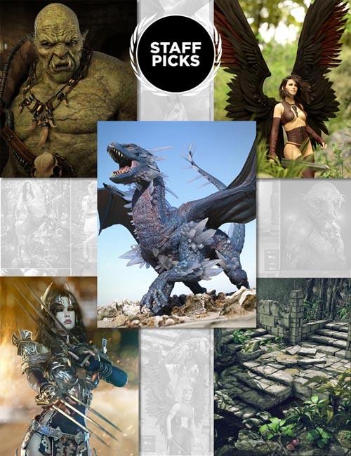 Staff Picks Fantasy Mega Bundle