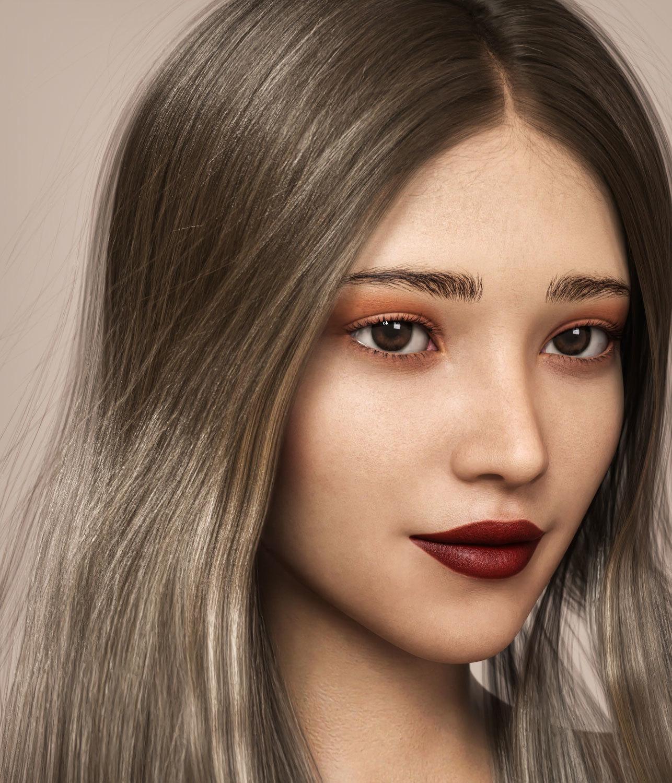 Xiao Ying for Genesis 8 Female