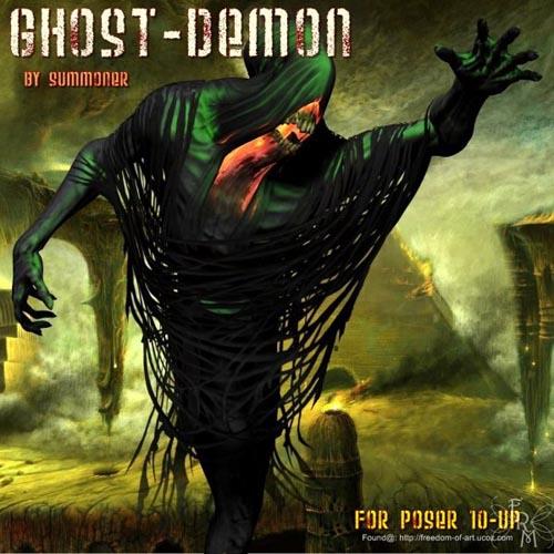 Ghost Demon [Exclusive]