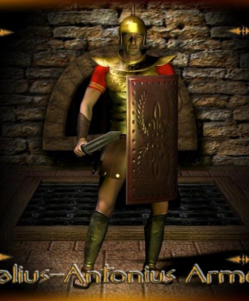 Galius-Antonius Armor