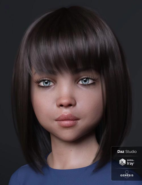 BD WIllow For Genesis 8 Female
