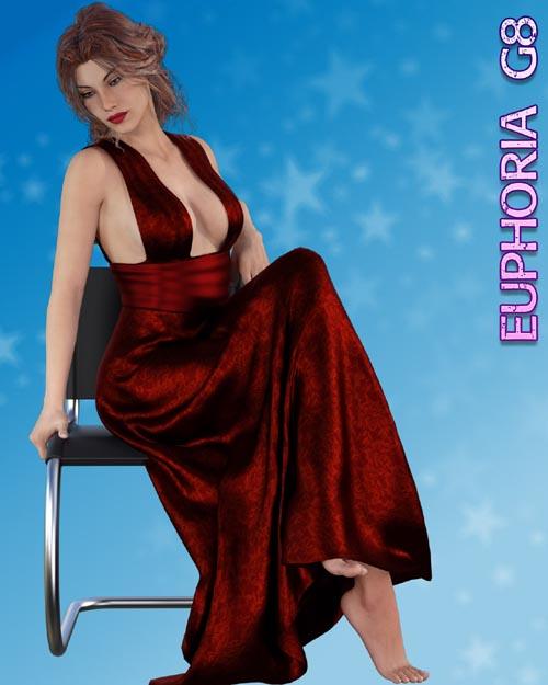 dforce Euphoria - Genesis 8