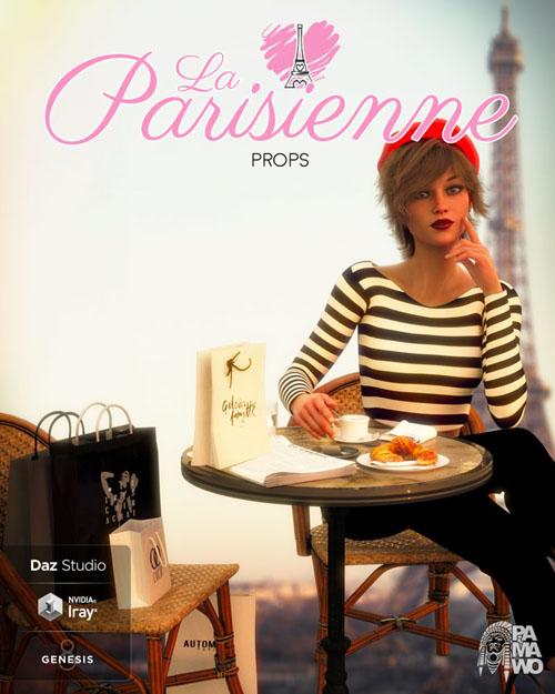 La Parisienne Props DS
