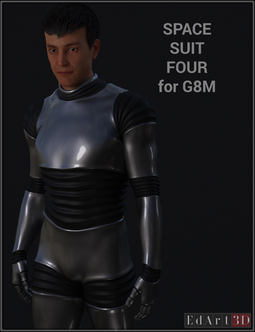 Space Suit Four For G8M