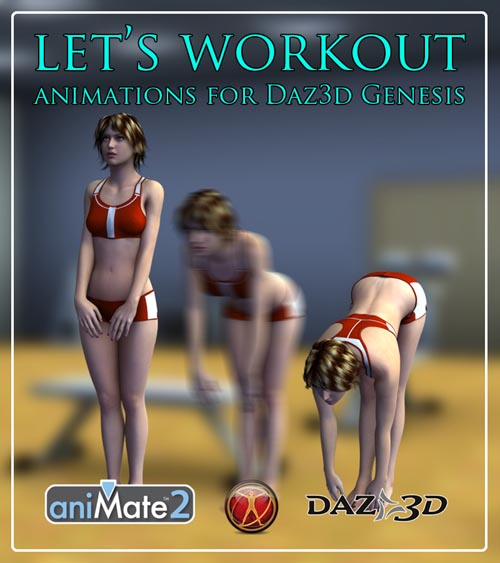 Lets Workout for Genesis