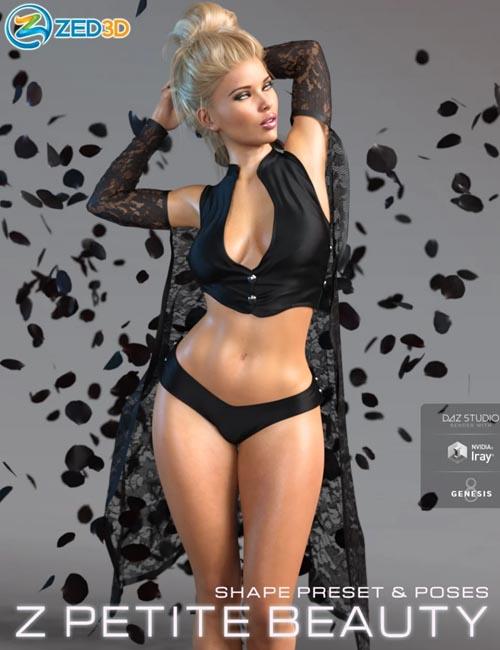 Z Petite Beauty Shape and Poses Mega Set