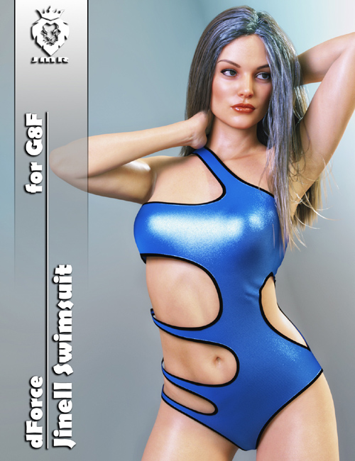 JMR dForce Jinell Swimsuit for G8F