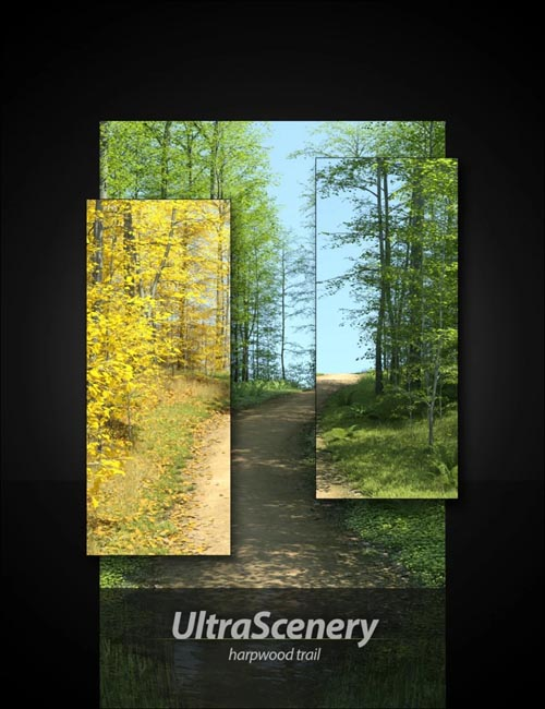 UltraScenery - Harpwood Trail