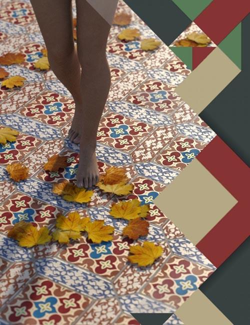 Medieval Inspired Floor Tile Shaders