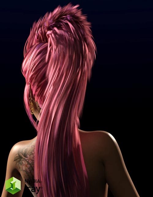 Iray 13 Shades of Pink for DAZ Studio