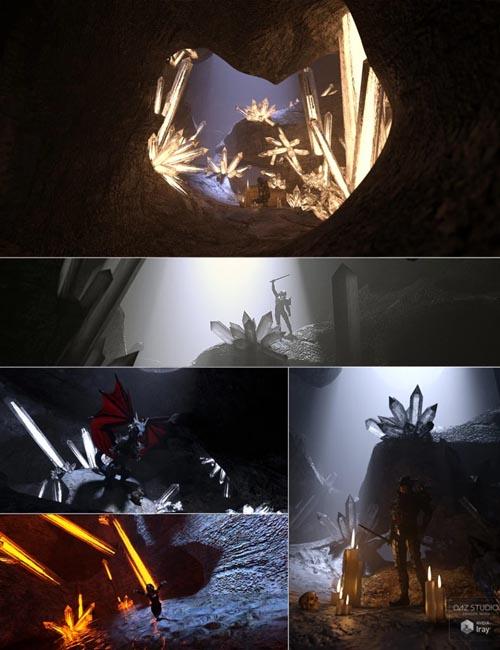 Crystal Dragon Lair