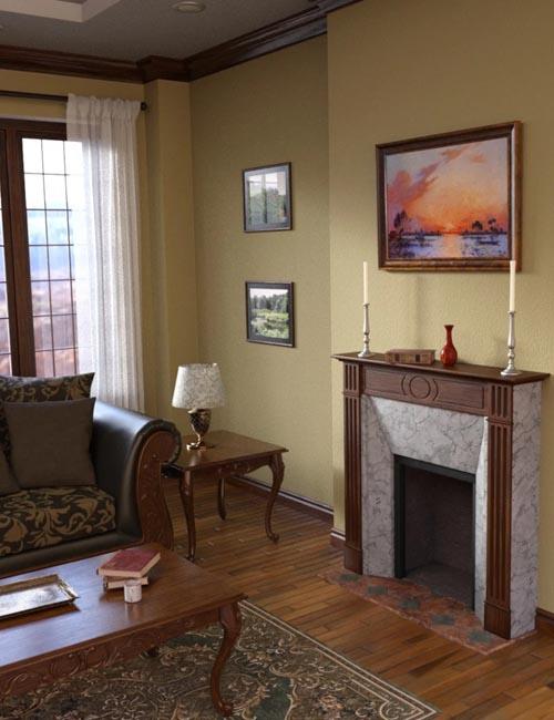 Snug Living Room