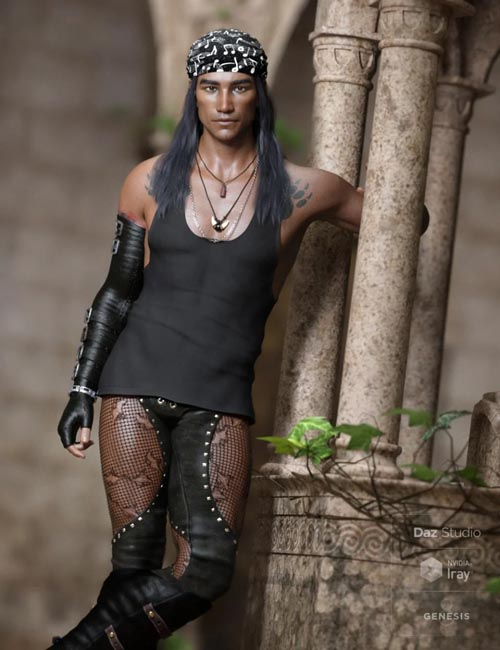 Chayton for Dasan 8 and Genesis 8 Male(s)