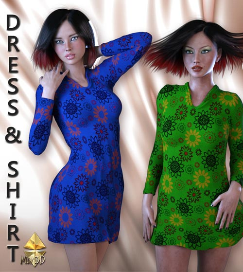 DRESS-SHIRT FOR G3F