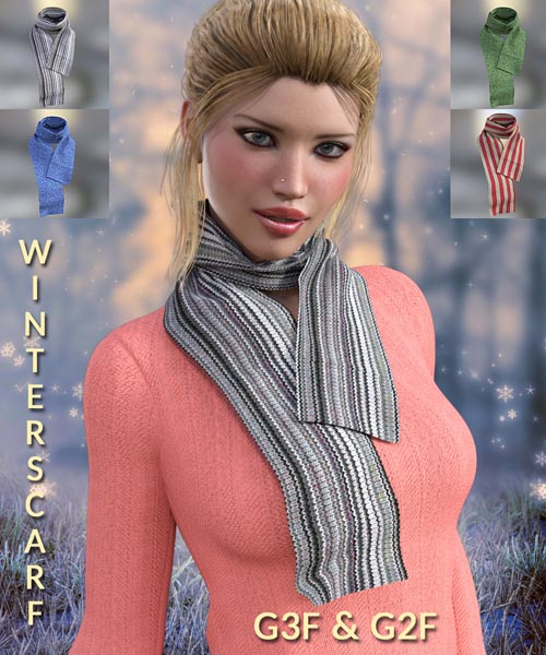 WINTERSCARF FOR G3F & G2F