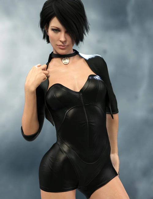 X-Fashion Girl Outfit for Genesis 8 Female(s)