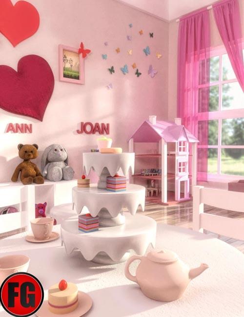 FG Little Girls Room