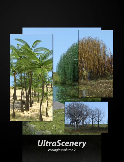 UltraScenery - Ecologies Volume 2