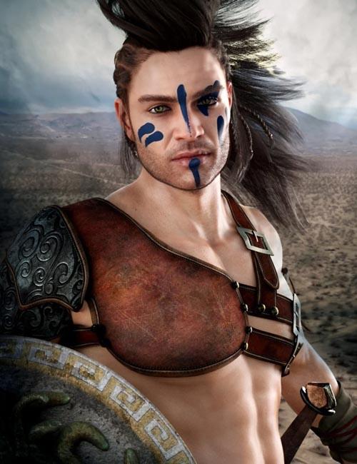 Gaius HD for Genesis 8 Male
