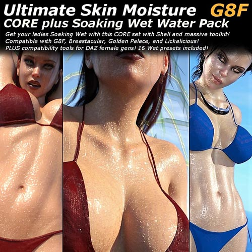 Ultimate Skin Moisture CORE G8F