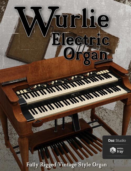 Wurlie Electric Organ