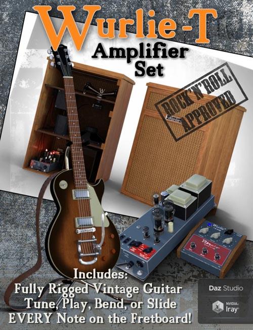 Wurlie-T Amplifier Set