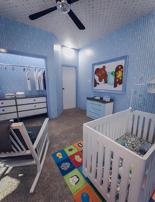 TS Nursery Room