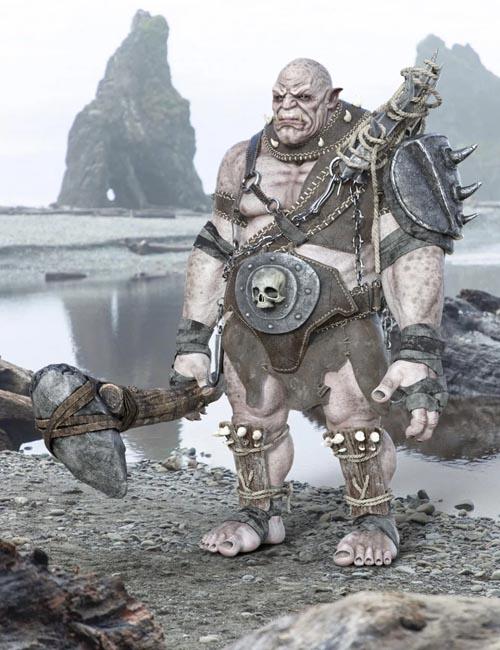 Ogre Armor for Ogre HD