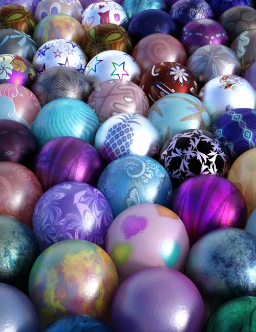 Shimmery Airy Fabric Iray Shaders