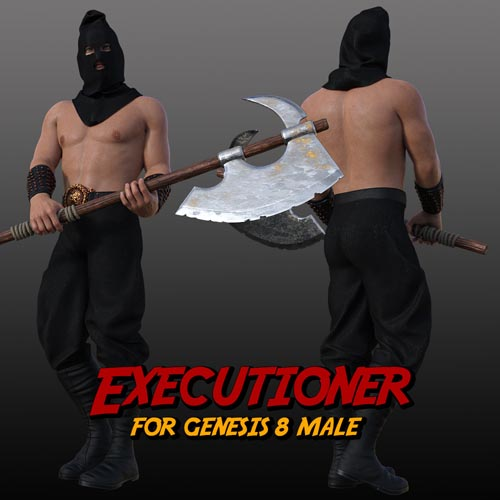 Executioner for G8 males