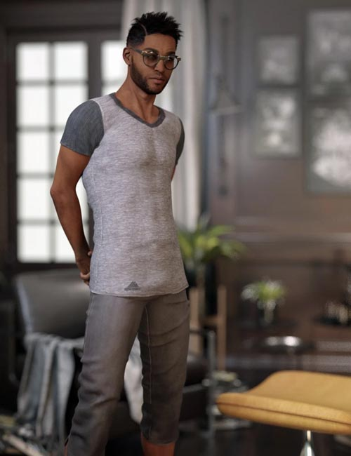 Everyday 2 for Genesis 8 Male(s)