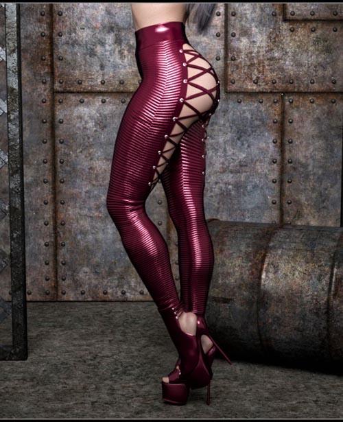 Lace Pants G8F